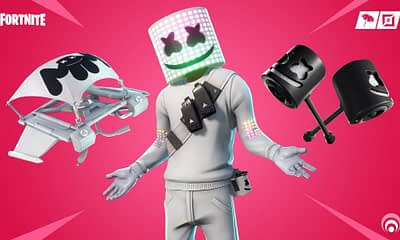 Fortnite: ten historical brands that Battle Royale has arrived