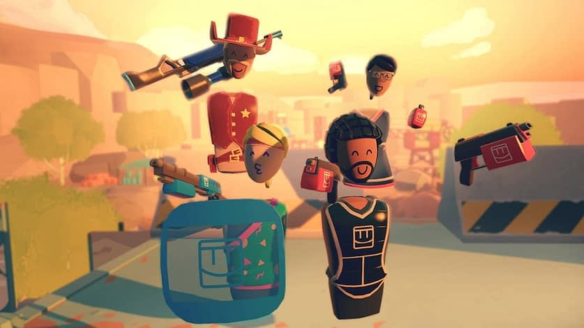 Rec Room is another solid VR Game
