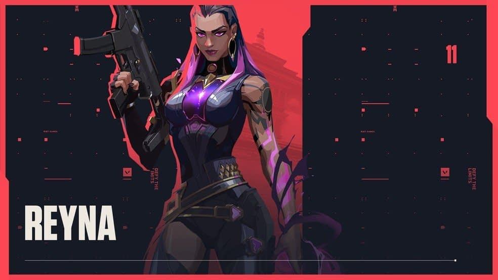 Valorant: Patch 1.0 brings new agent Reyna and nerf to Sage and Raze