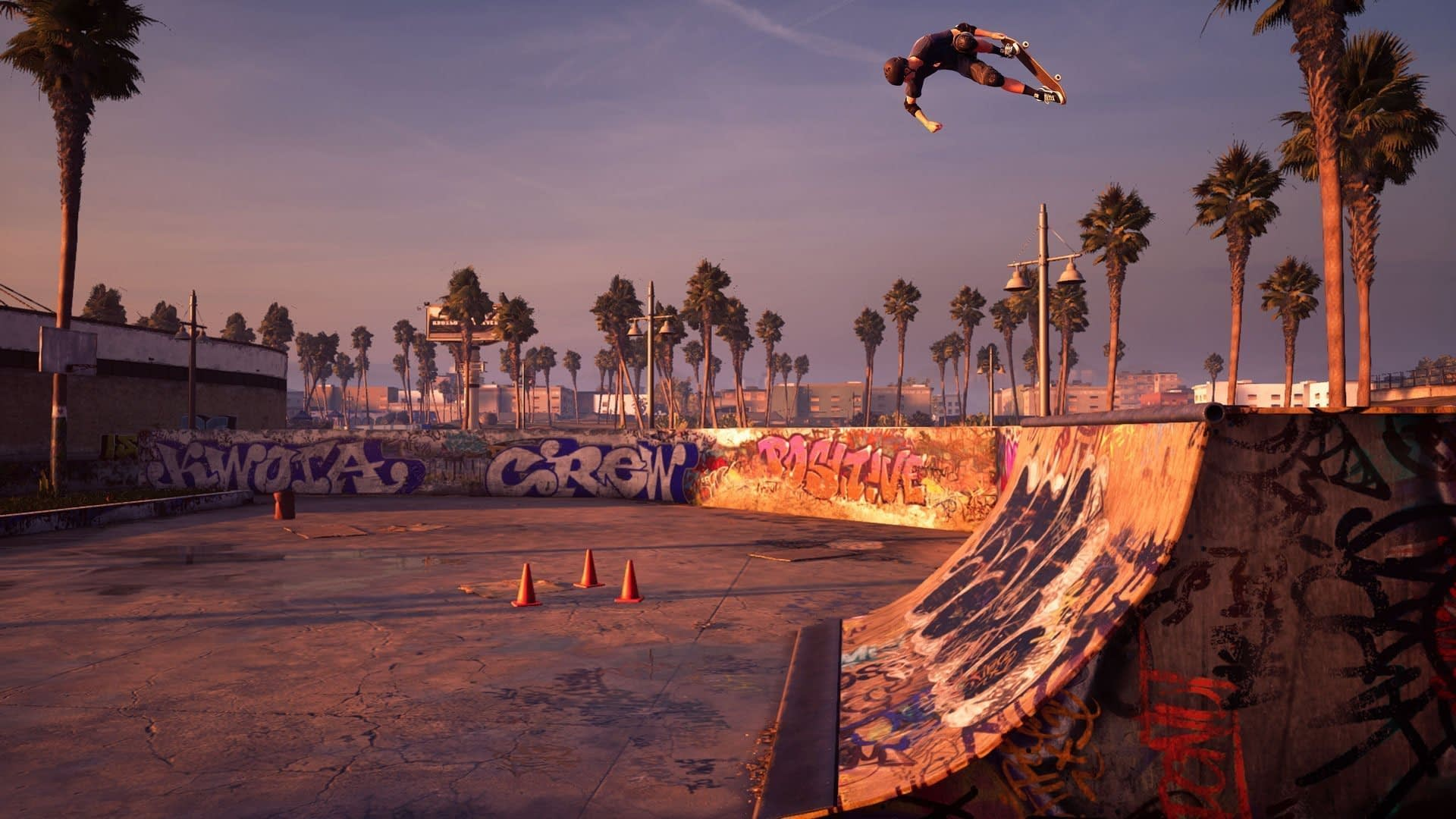 Tony Hawk's Pro Skater 1 and 2 Gets A Remastered Collection