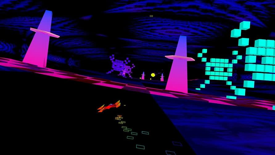 Polybius is another VR game that left us impressed