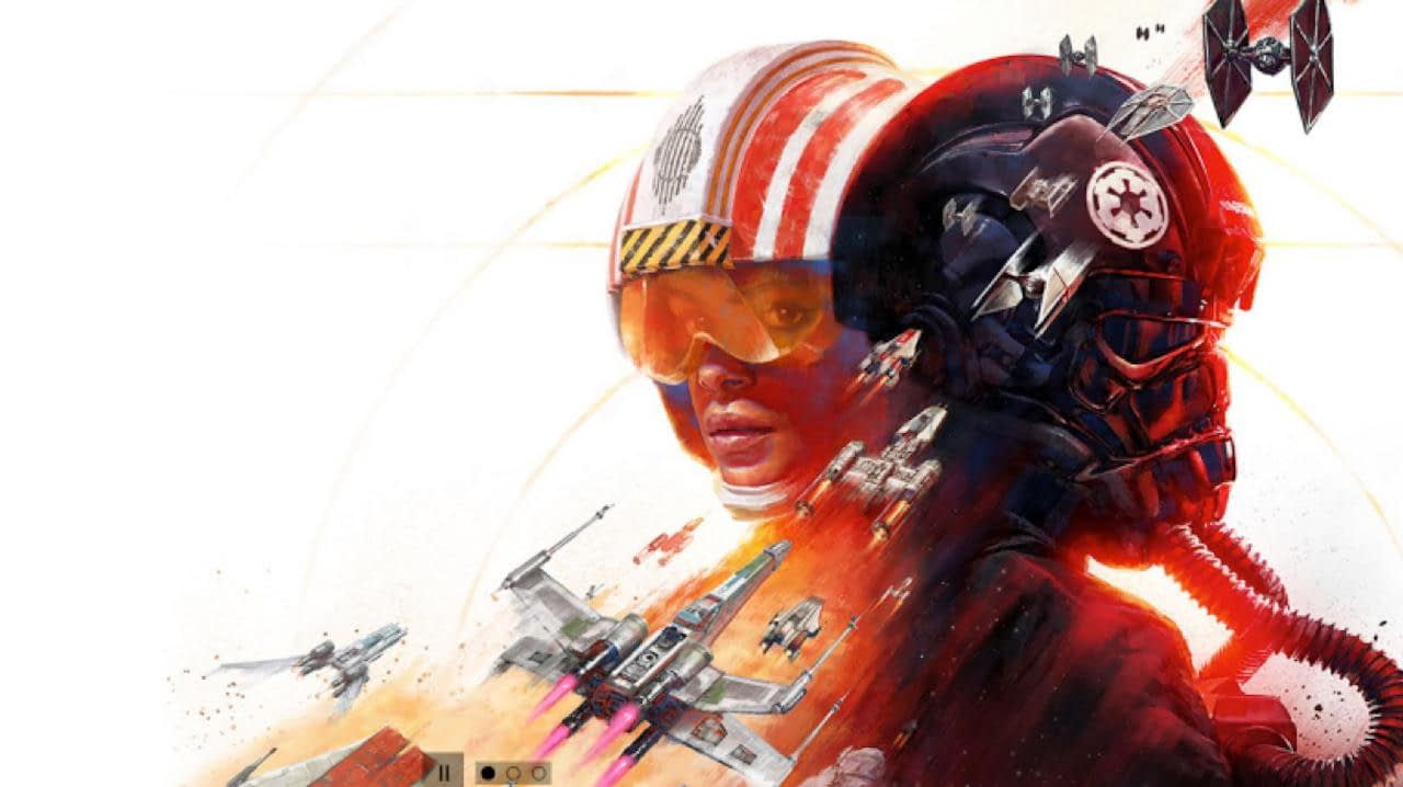 EA Motive Shows First Look at New Space-Combat Game Star Wars: Squadrons