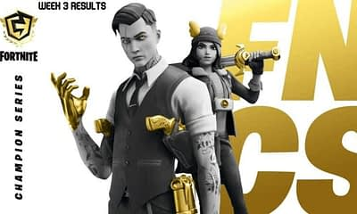 Fortnite: Champion Series third week results