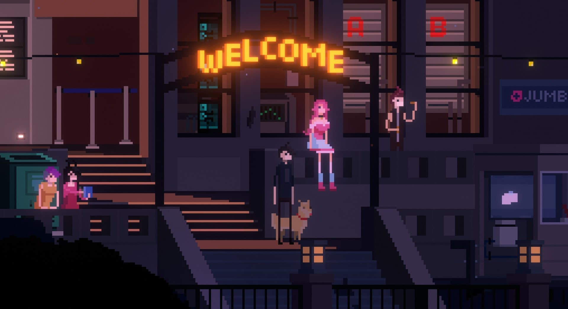 New Games on Steam: One Dreamer
