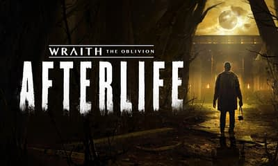 Wraith The Oblivion- Afterlife Brings The World of Darkness Universe to VR
