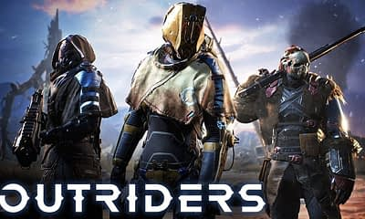 Outriders: a mix of Gears of War and Destiny for the new generation