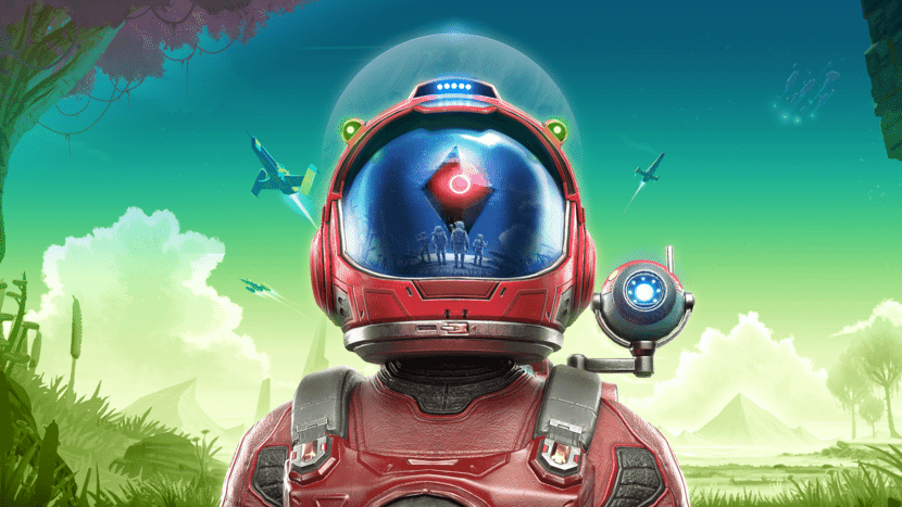 No Man's Sky: Beyond is one of the best VR games around