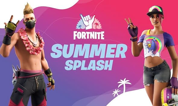 Fortnite: Summer Splash and Fortnite Patch 13.20