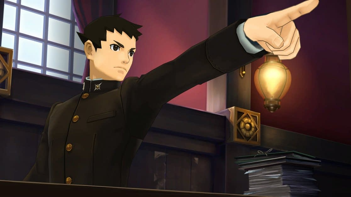 Games on Steam: The Great Ace Attorney Chronicles