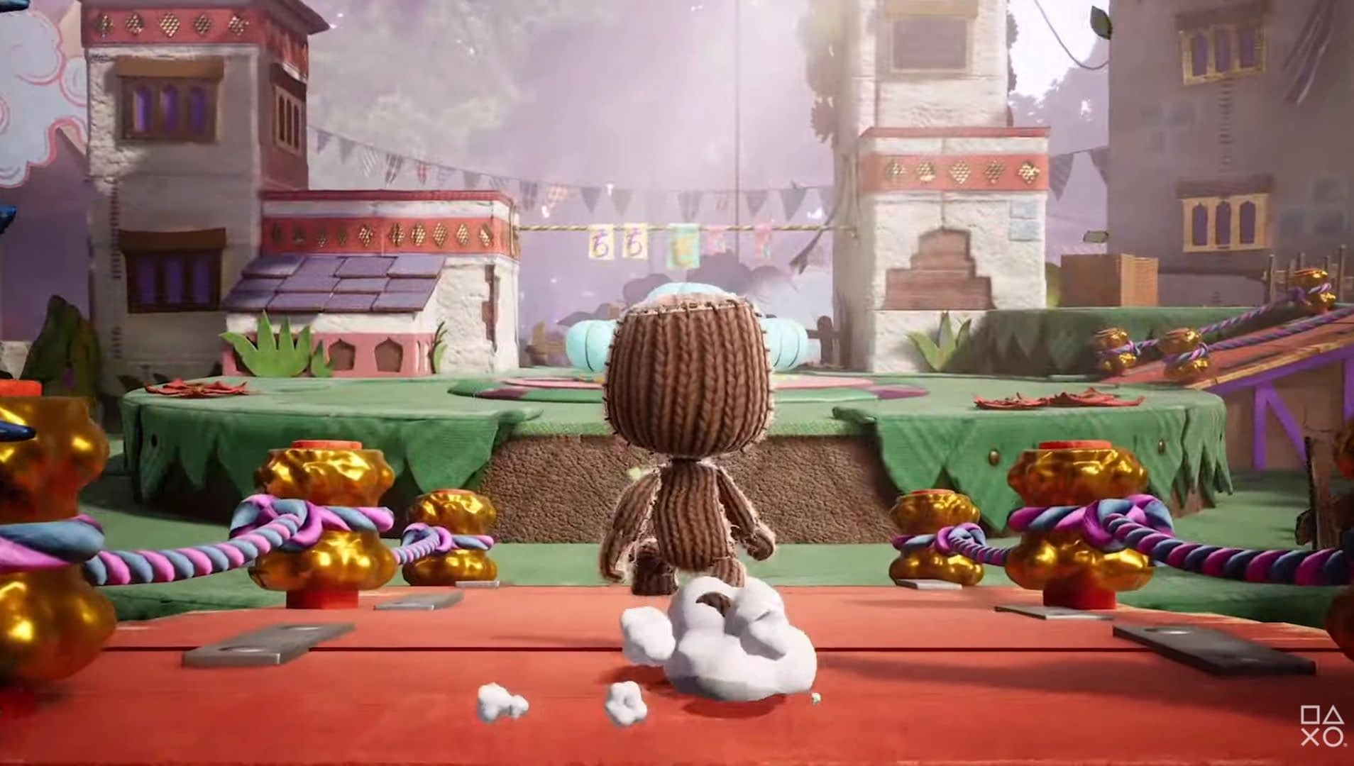 Games to play on PS5: Sackboy