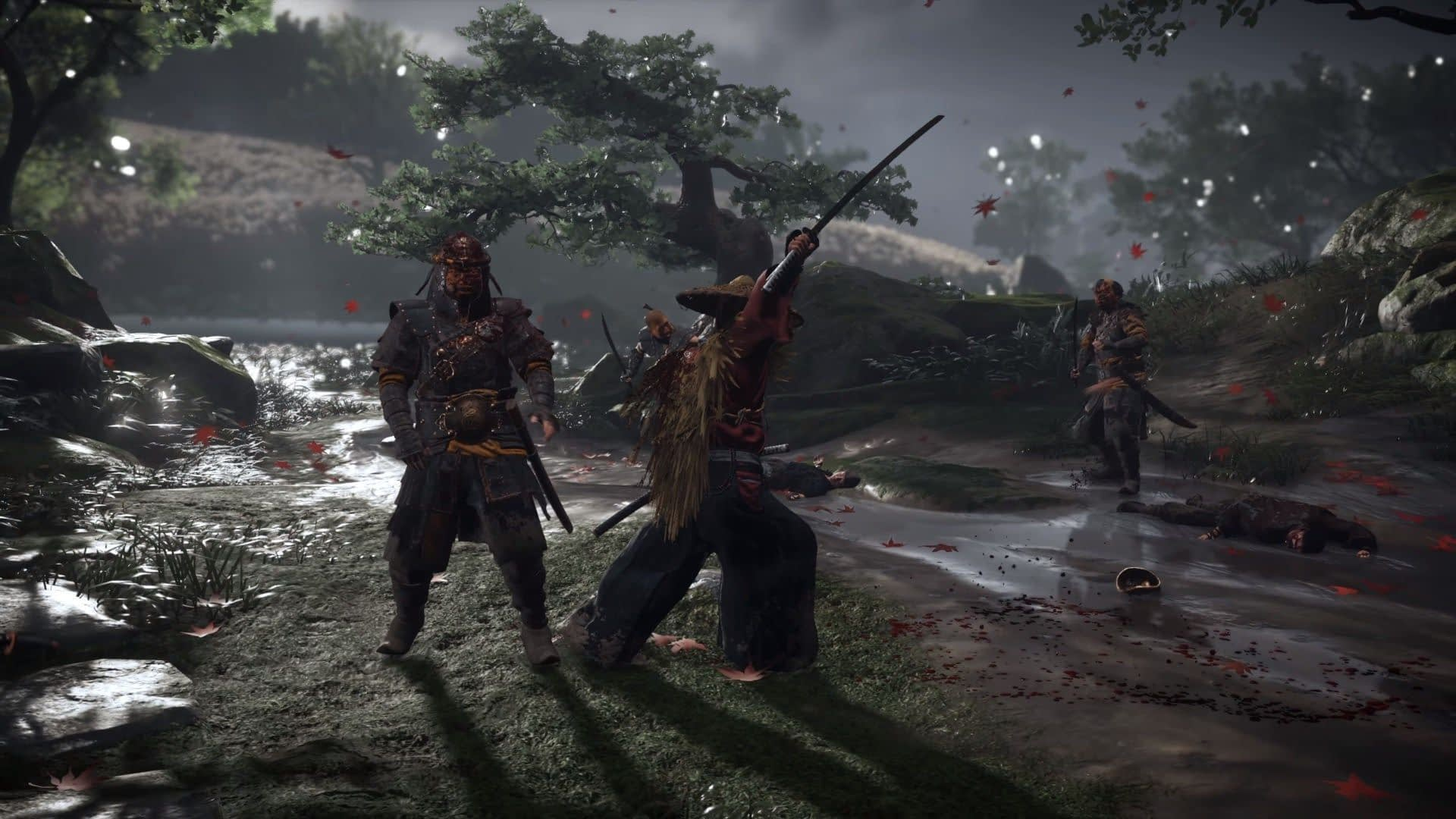 Games to play on ps5: Ghost of Tsushima