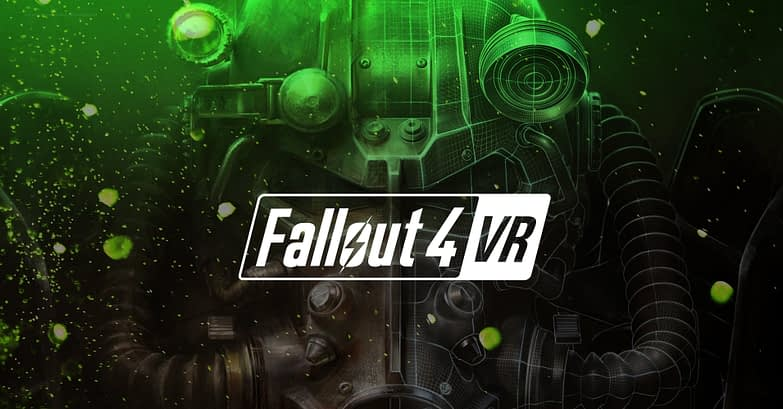 An artwork of Fallout 4, which got a nice VR treatment