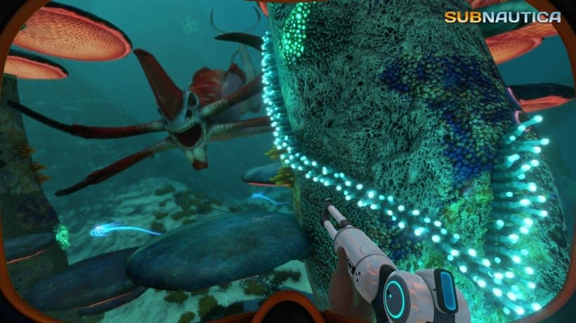 Play at Home: Subnautica