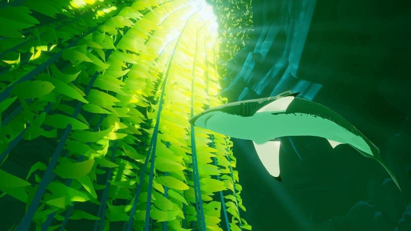Play at home: Abzu