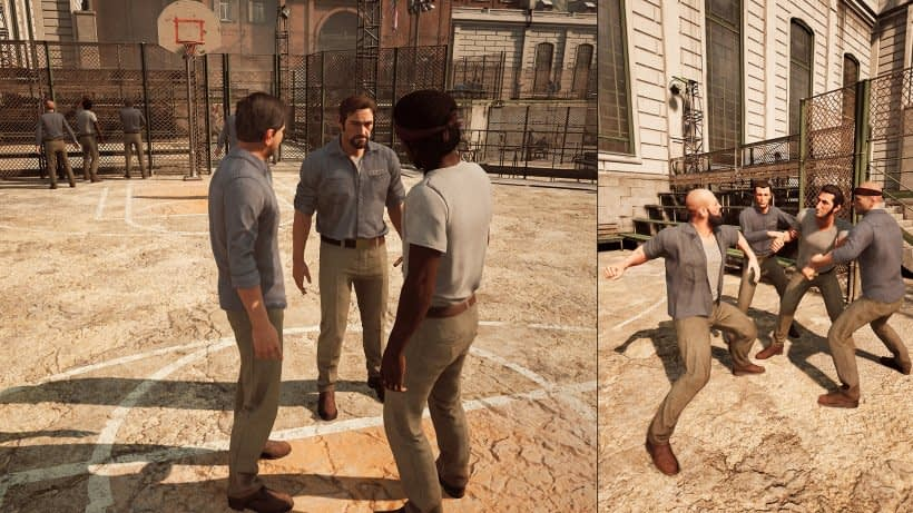 Play With Your Friends: A Way Out