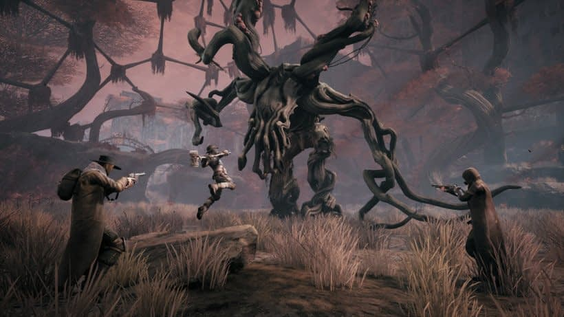 Play With Your Friends: Remnant