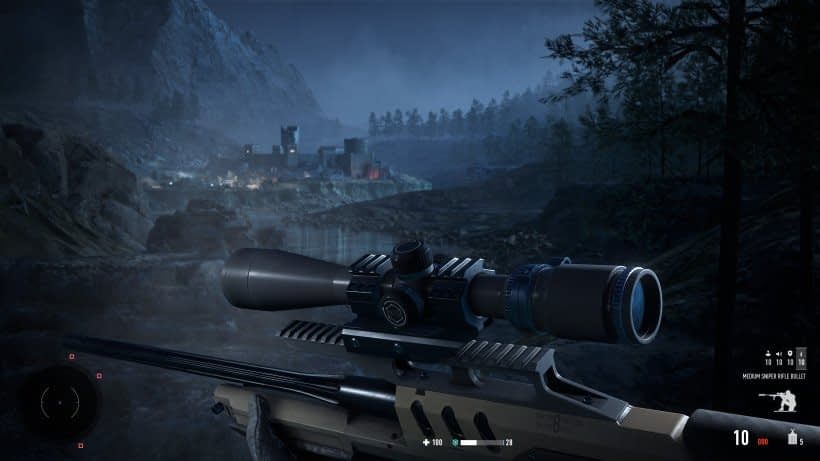Sniper Ghost Warrior Contracts 2gameplay