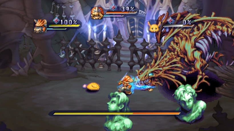 Games on Steam: Legend of Mana