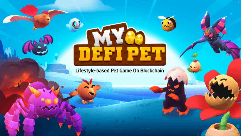 KardiaChain Launches My DeFi Pet, a Decentralized Creature Collecting Game