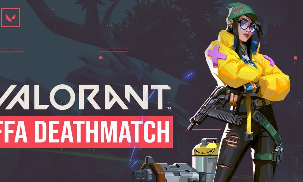 Valorant: 1.05 update with KillJoy and deathmatch mode