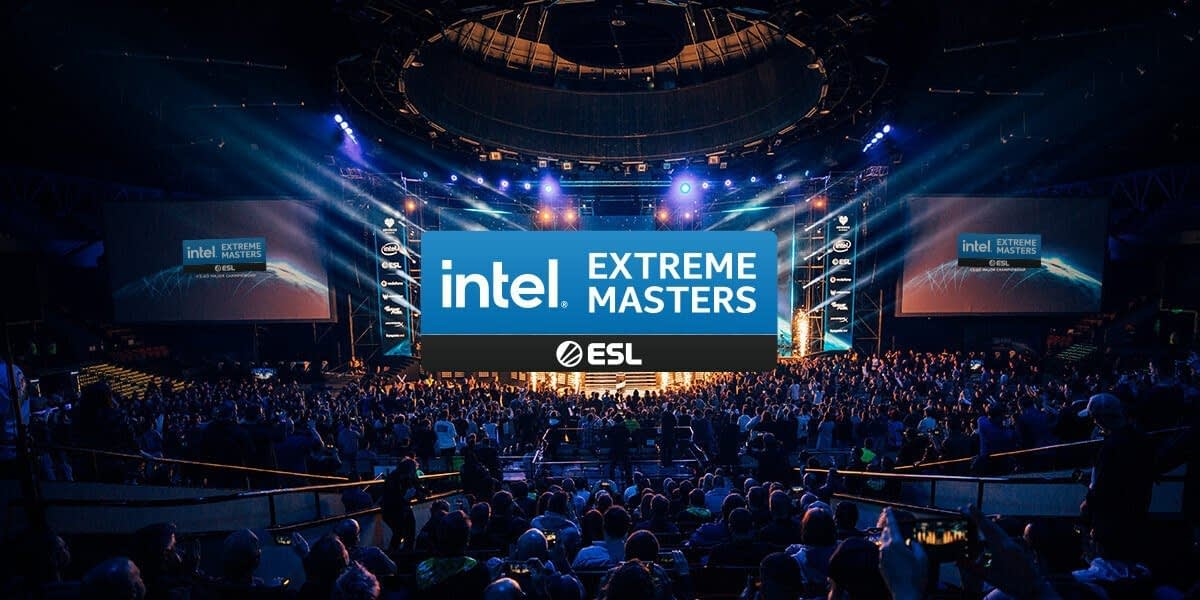 ESports events 2021: IEM