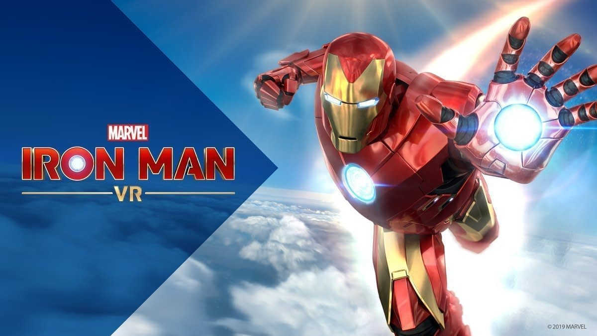 Sony Announces New Release Date for Marvel's Iron Man VR