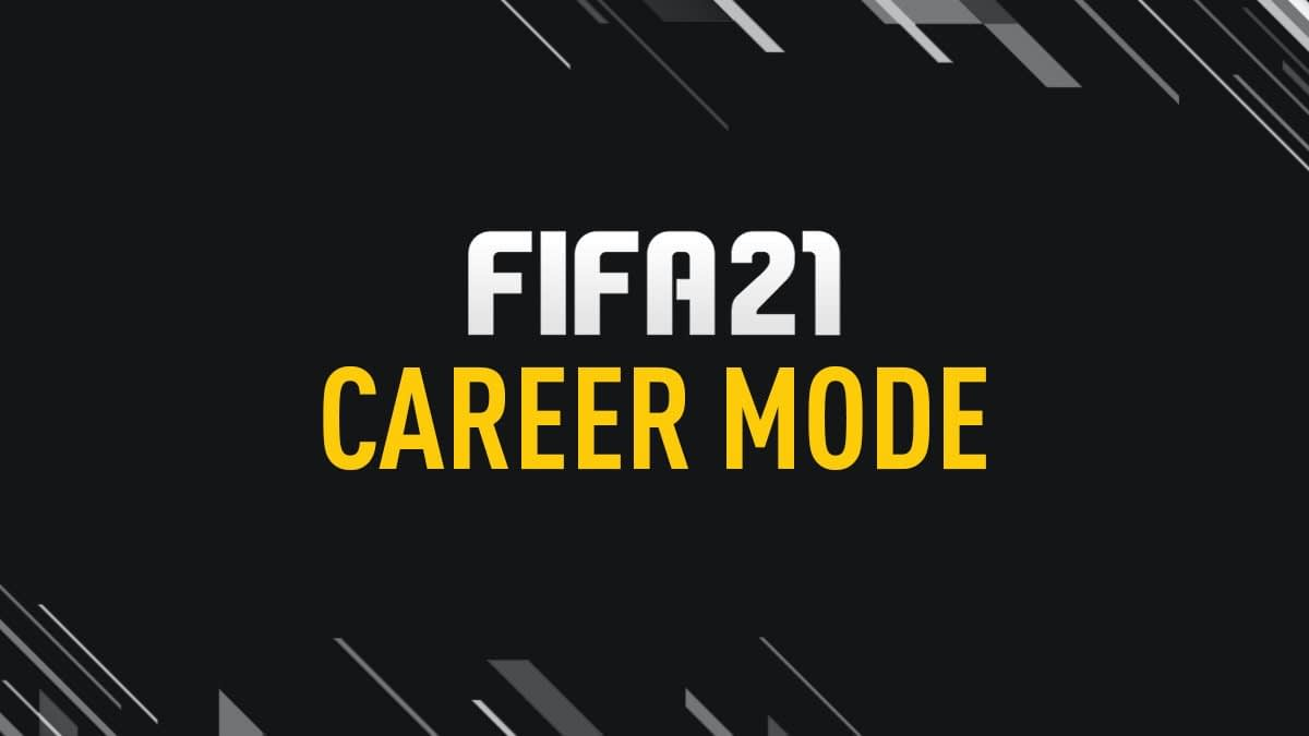 FIFA 21: Check out Tips in Career Mode