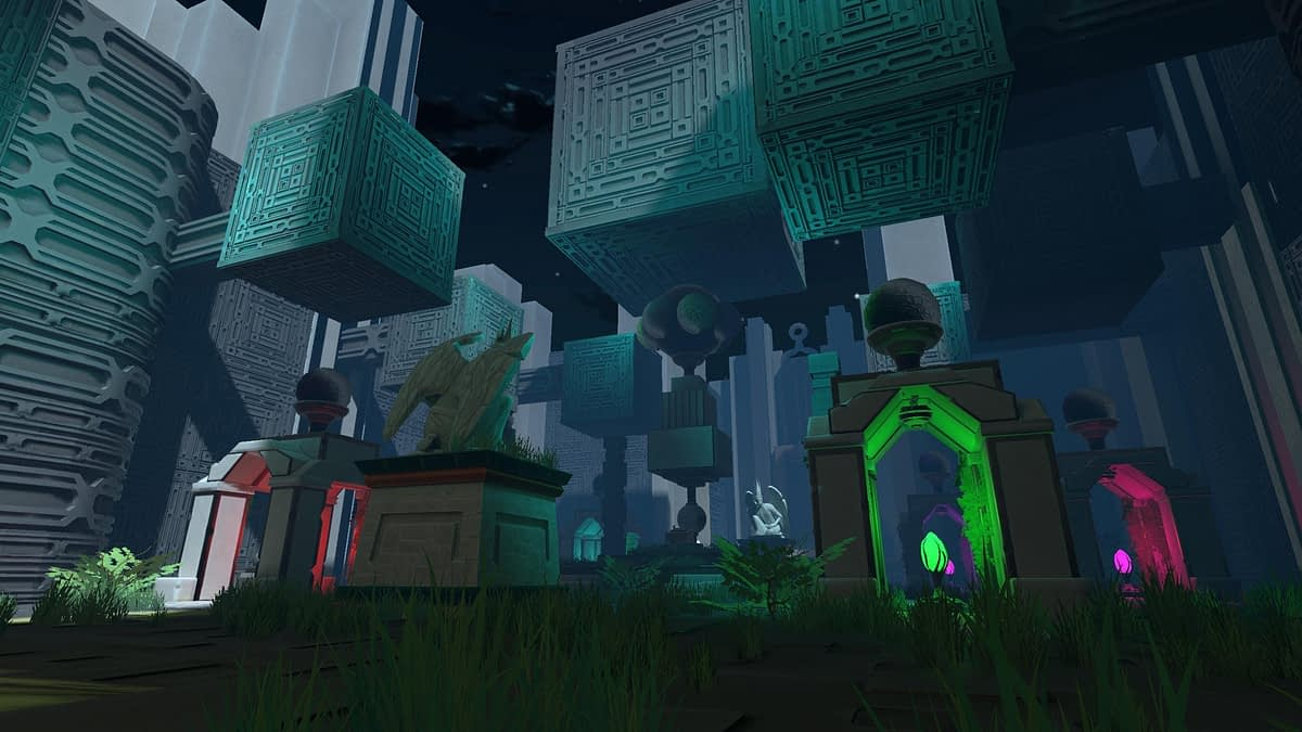 GameBit's Debut VR Title Naau: The Lost Eye Gets Release Date