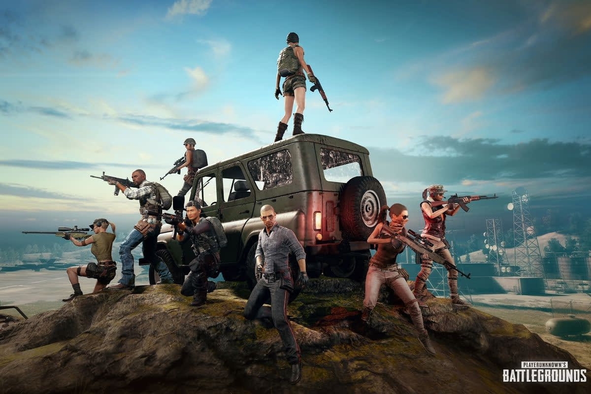 PUBG's New Update Encourages Friendly Play