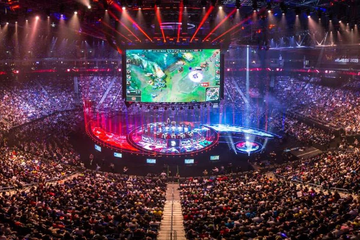 ESports events 2021: Worlds