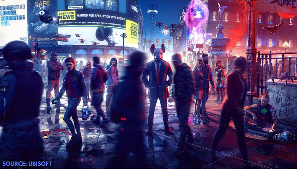 Watch Dogs: Legion is Finally Getting a Multiplayer Mode