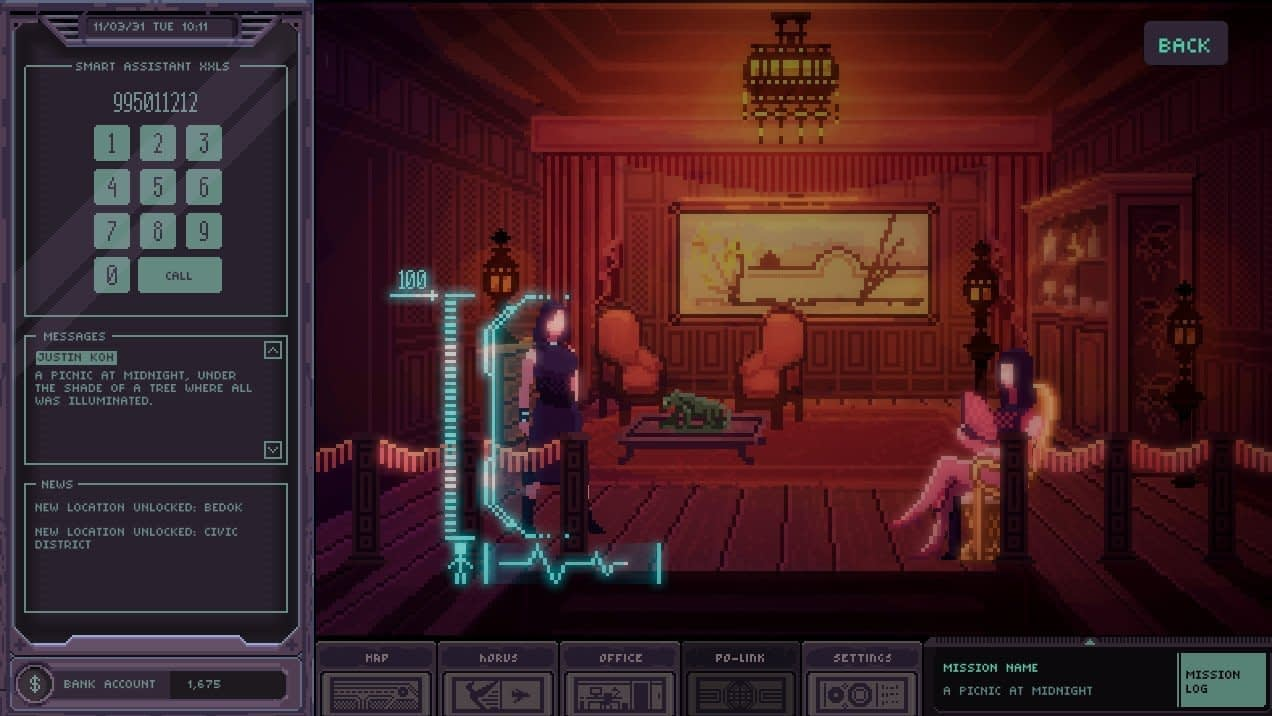 Games on Steam: Chinatown Detective Agency