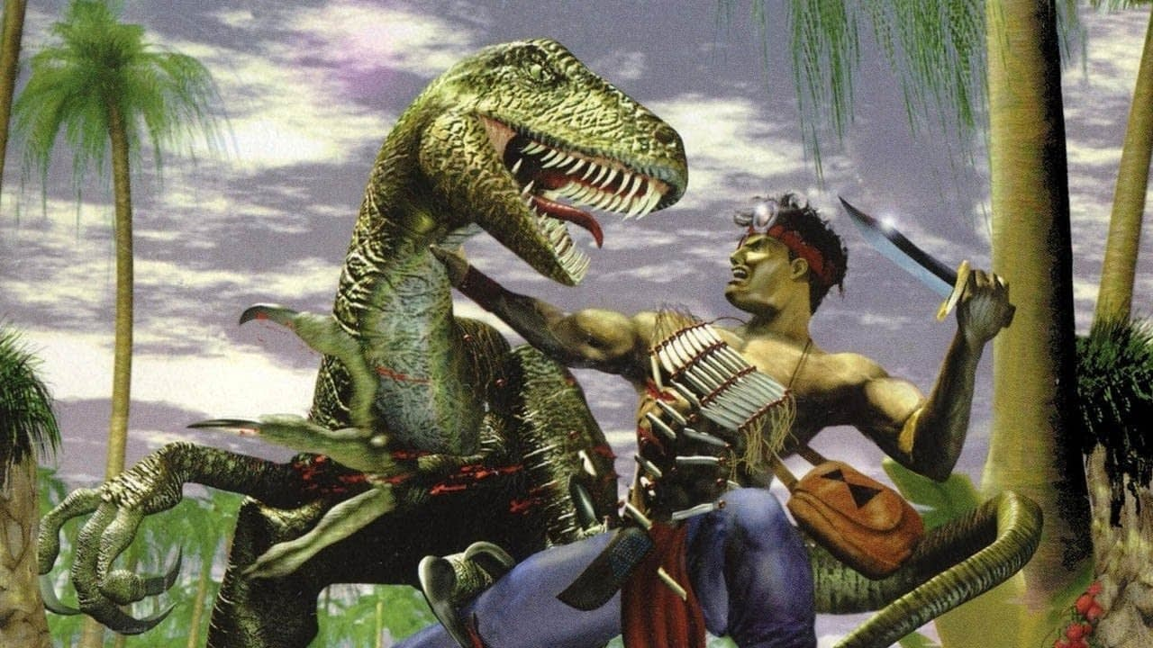 N64's Turok Rumoured to Join PlayStation Store This Month