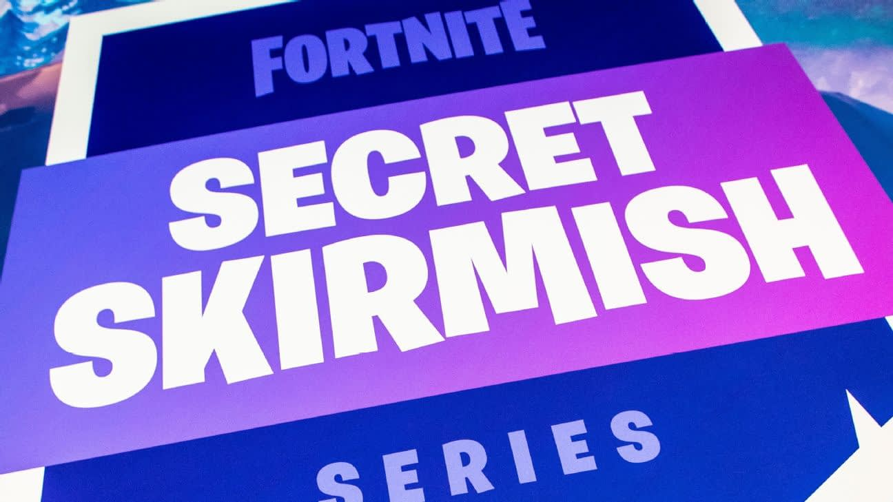 Fortnite: The Success of Competitive Skirmish Tournaments