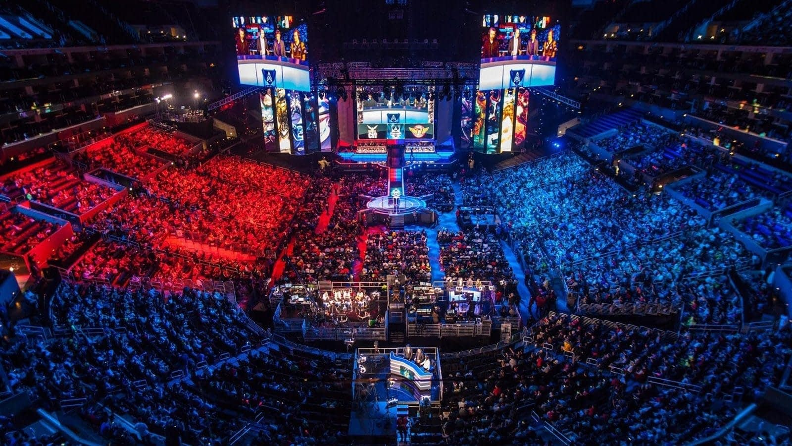 ESports events in 2020: Lol Cup