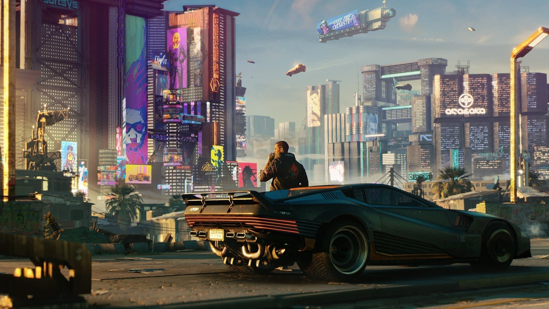 Cyberpunk 2077 Is Full Steam Ahead With No Further Delays