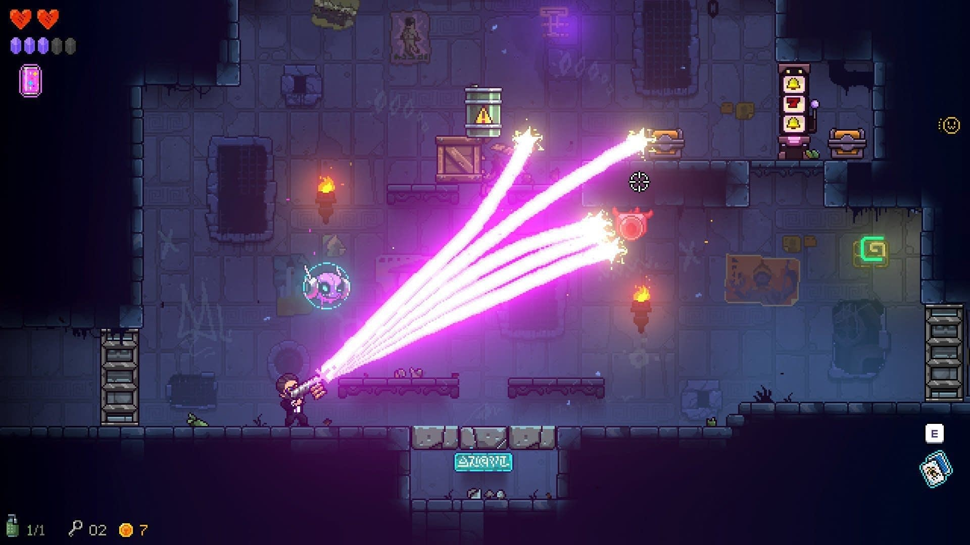New Games on Steam: Neon Abyss