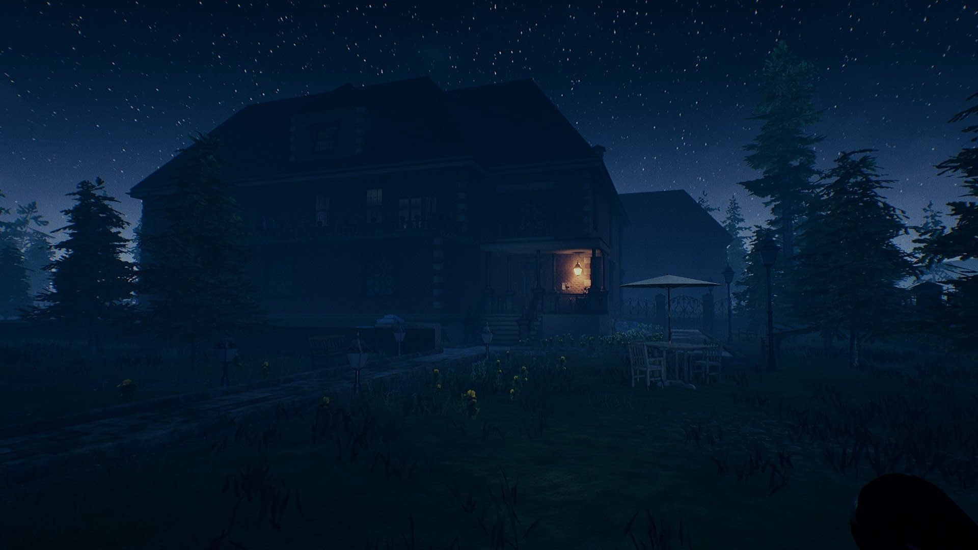 Games on the Steam: House on the Hill