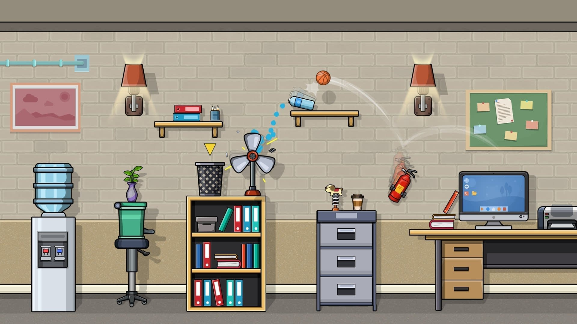 Games on Steam: Ball at work