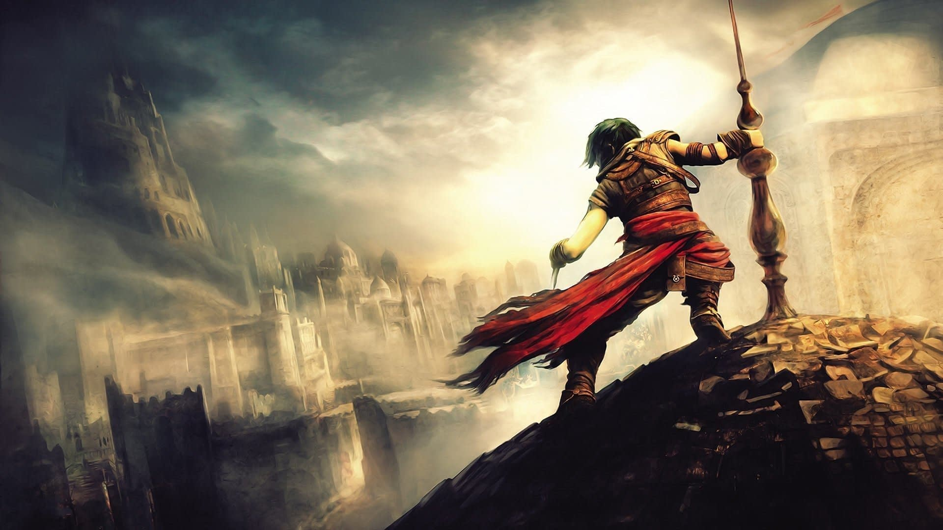 Could a Prince of Persia Reboot Be in Development?