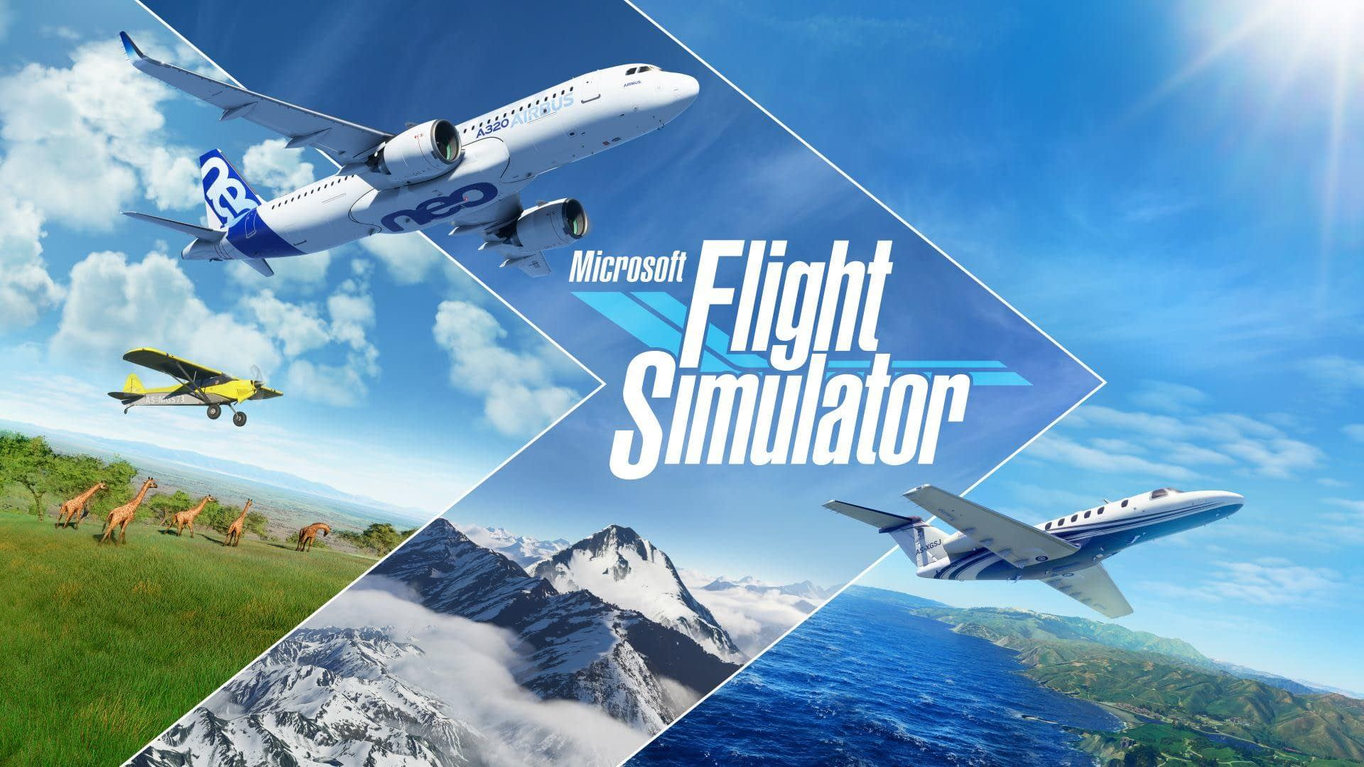 Microsoft Flight Simulator Is Now VR-Compatible