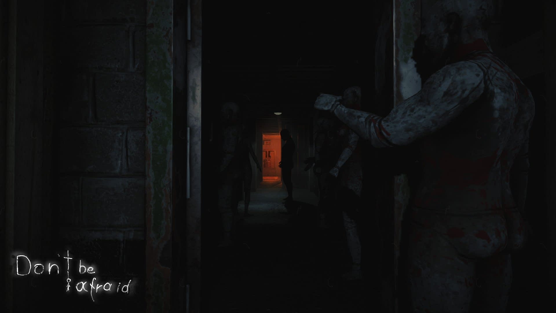 Don't be afraid gameplay