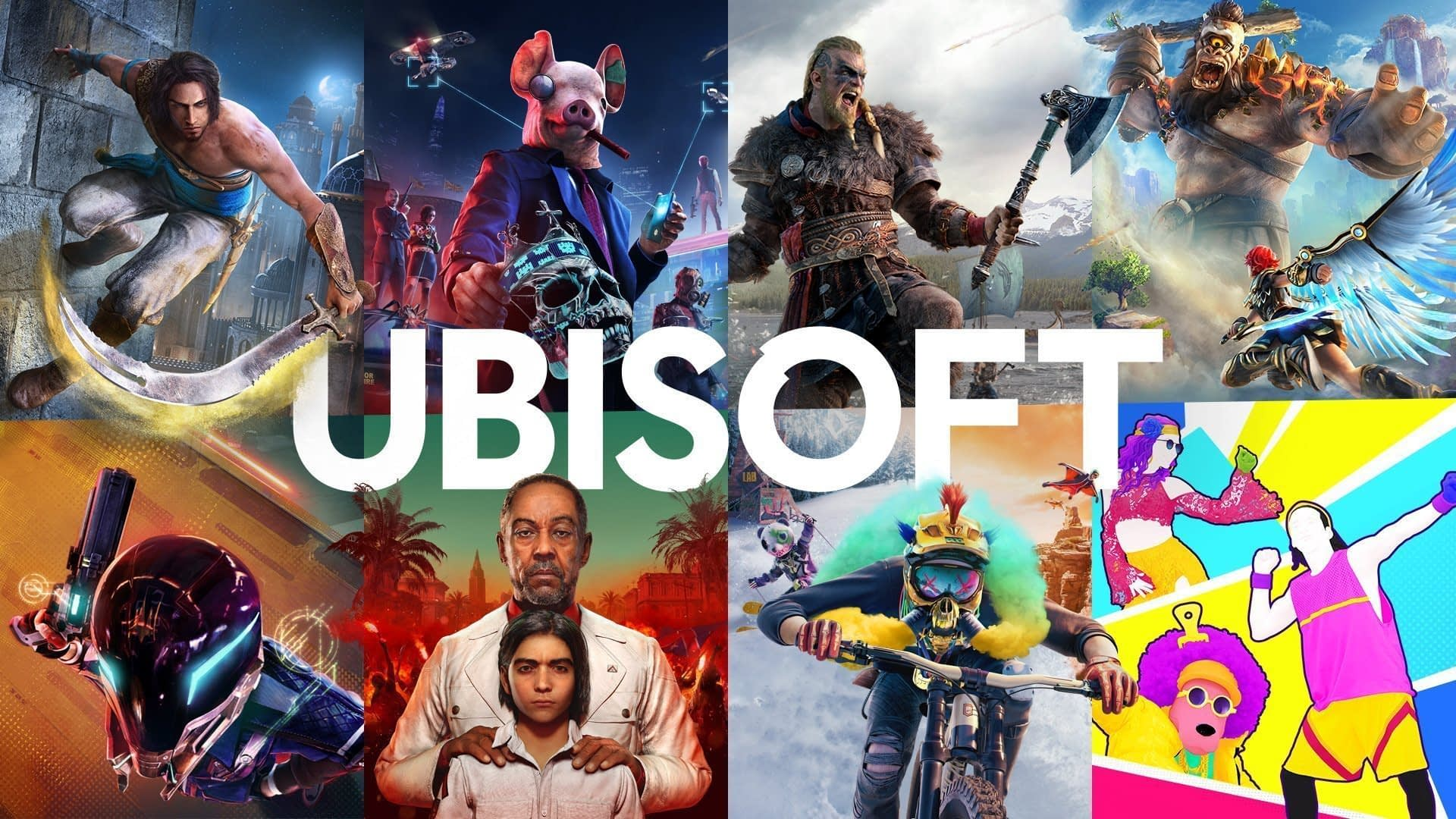 5 Best-Selling Ubisoft Franchises of All-Time