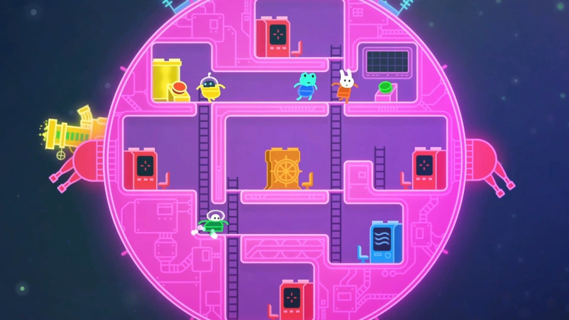 Play During Valentine: Love in a Dangerous Spacetime