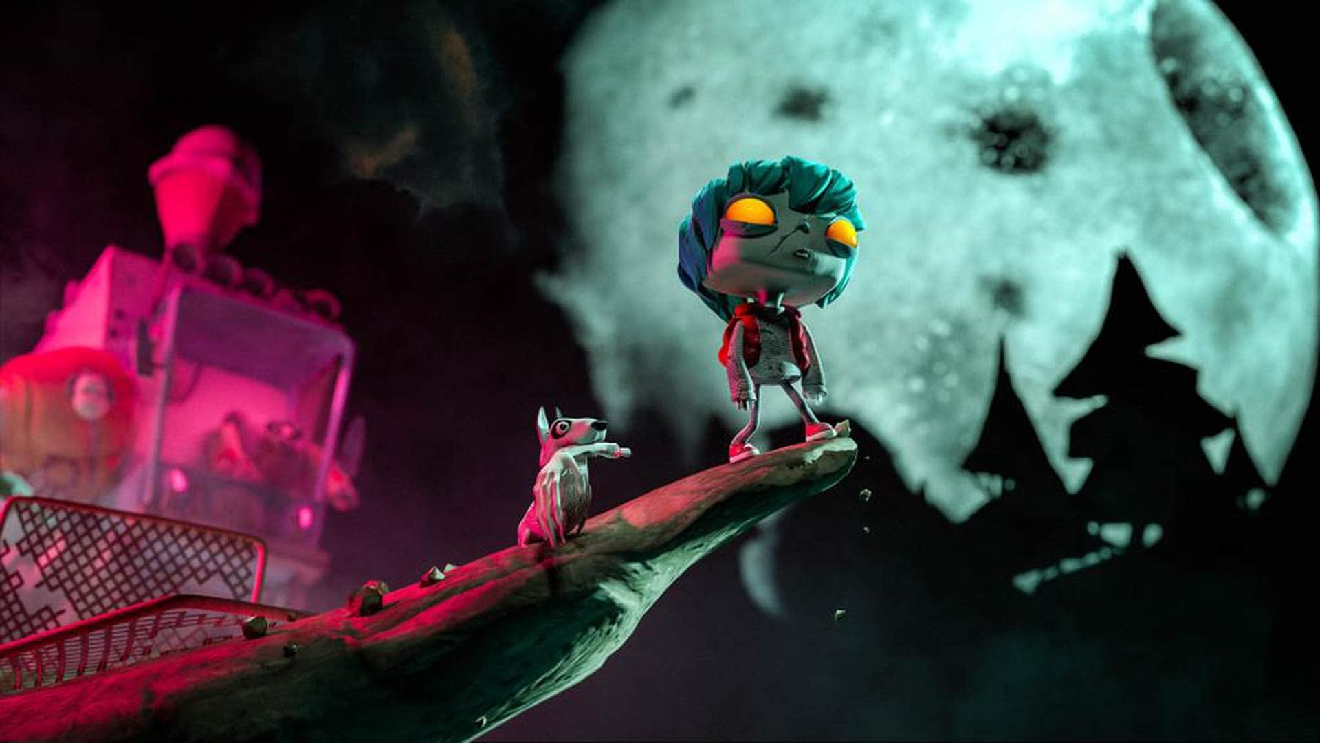 Gloomy Eyes Comes to Oculus Quest and Other Platforms This Valentine's Day