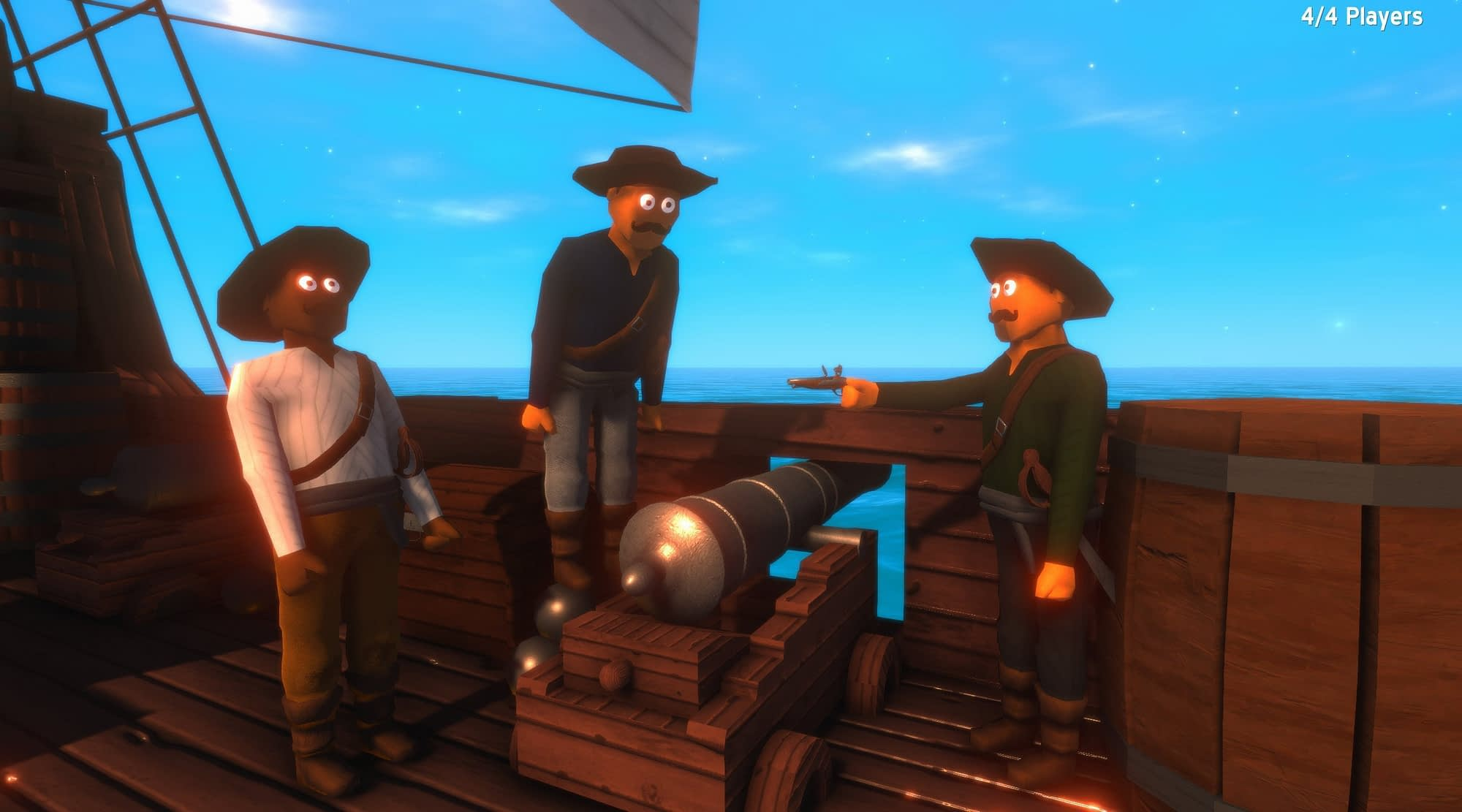 Games on Steam: Stowaway
