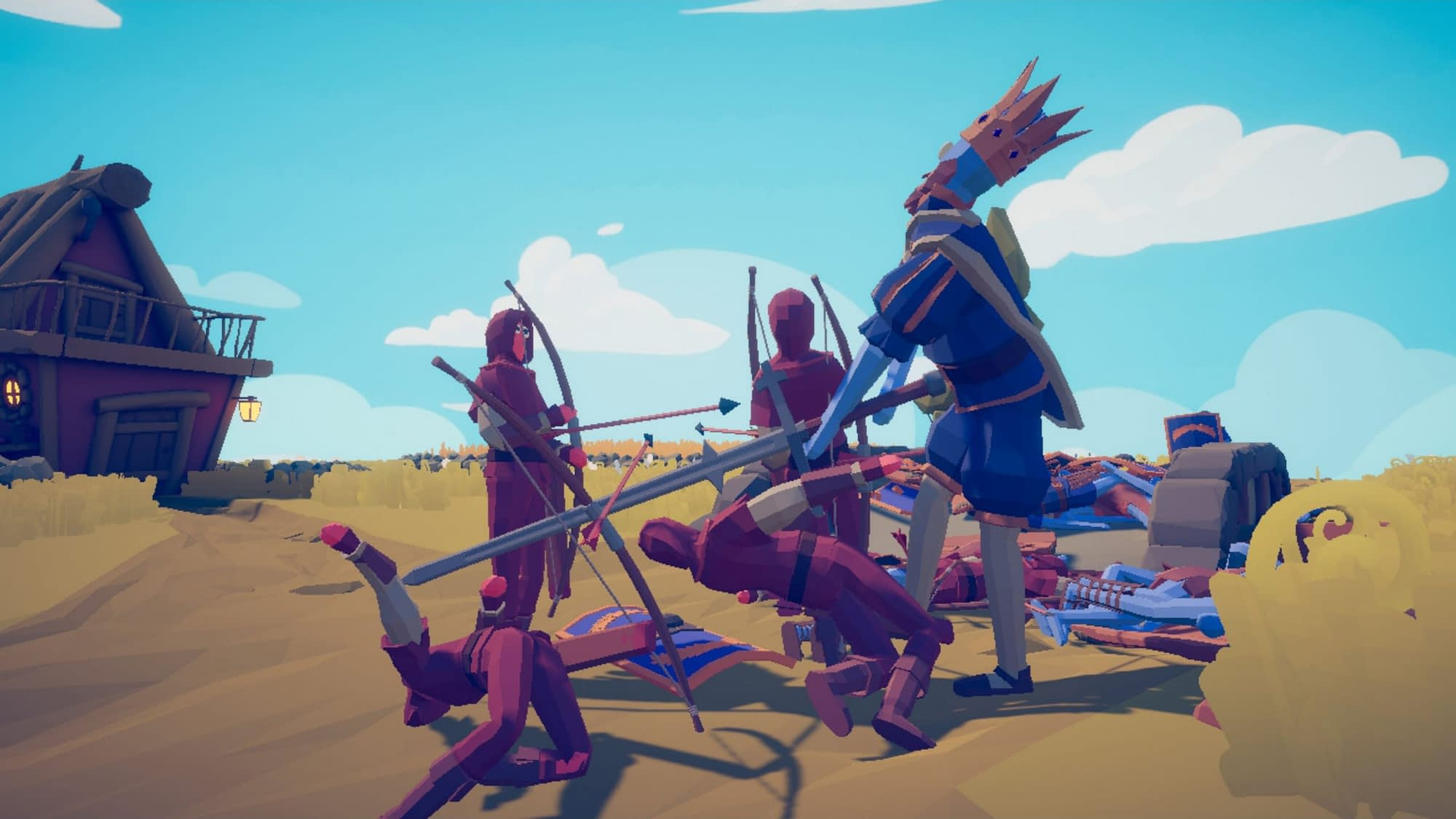 Five New Games on Steam: Early April