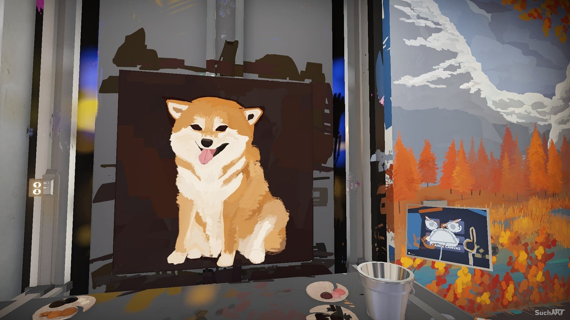 Games on Steam: A Perfect Painting