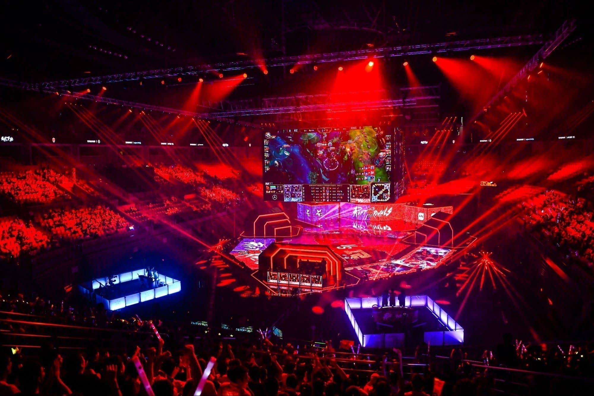5 Most Promising eSports Events in 2021