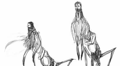 Silent Hill Creator Teases Concept Art For New Horror Project